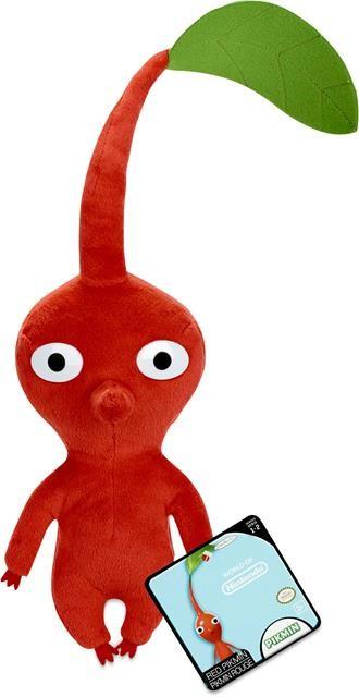 Pelúcia Nitendo: Red Pikmin - DTC