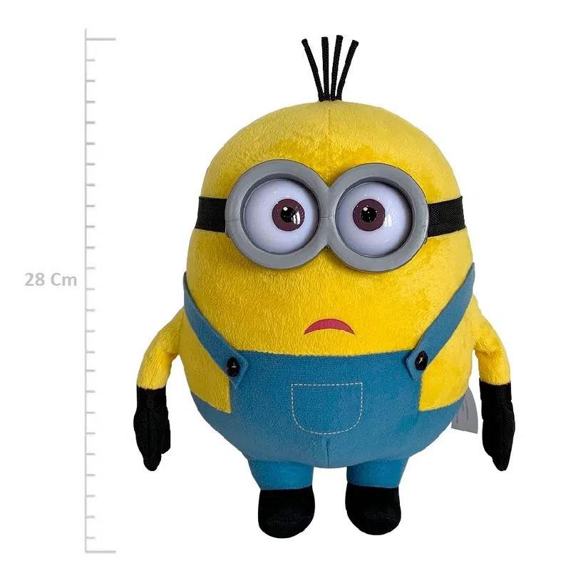Pelúcia Otto: Minions 28 cm Pequeno - FUN