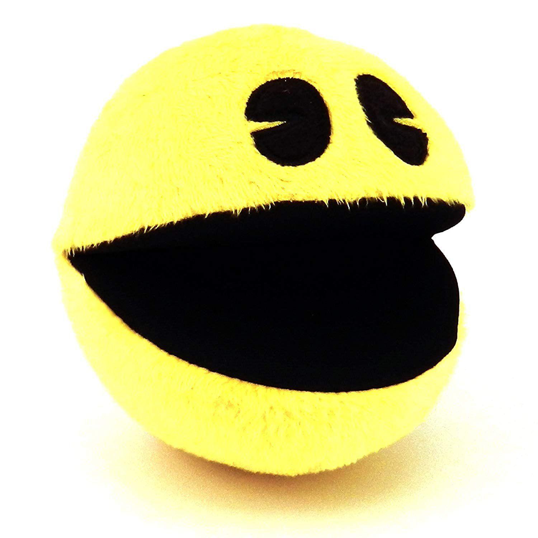 Pelúcia Pac-Man (Com Som)