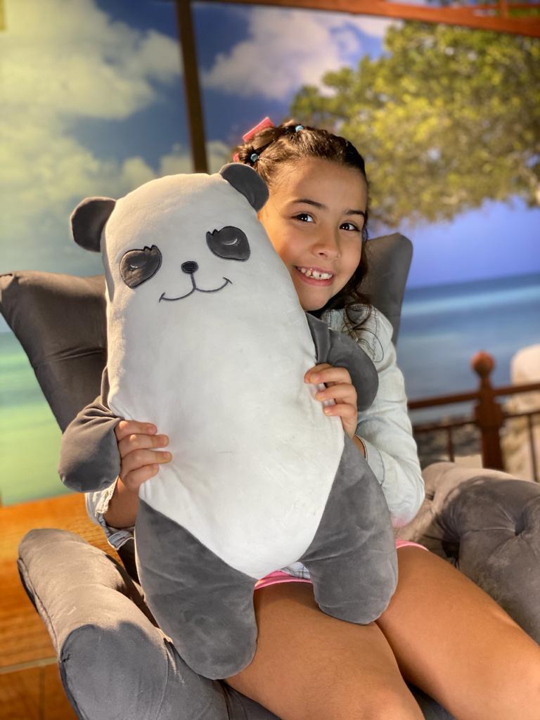 Pelúcia Panda (53cm) (Médio)