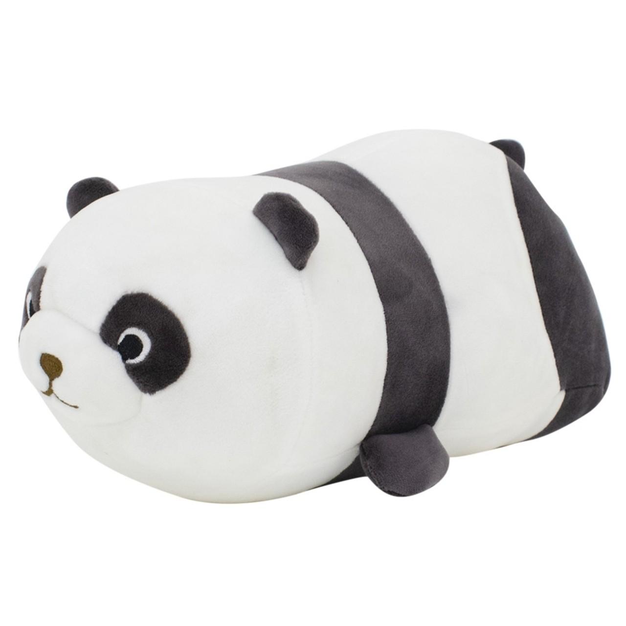Pelúcia Panda Deitado (médio) 40cm