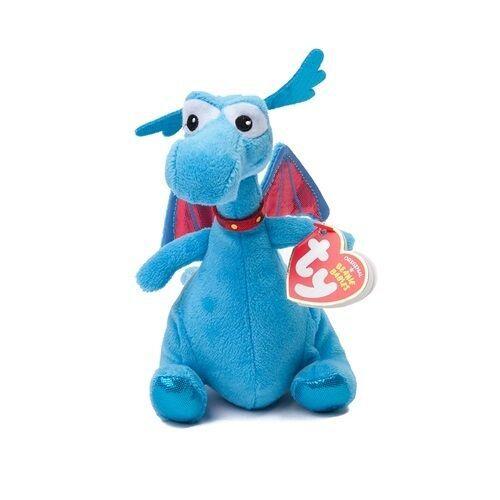 Pelúcia Pequena Stuffy: Doutora Brinquedos Beanie Babies - DTC