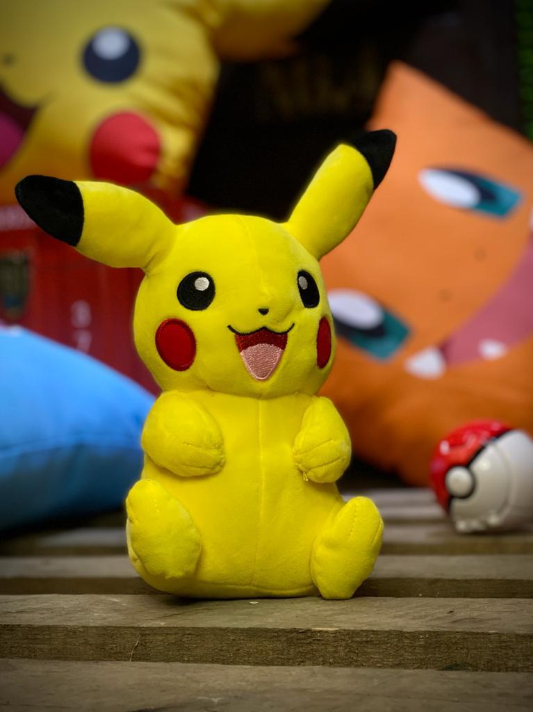 Pelúcia Pikachu: Pokémon - Sunny