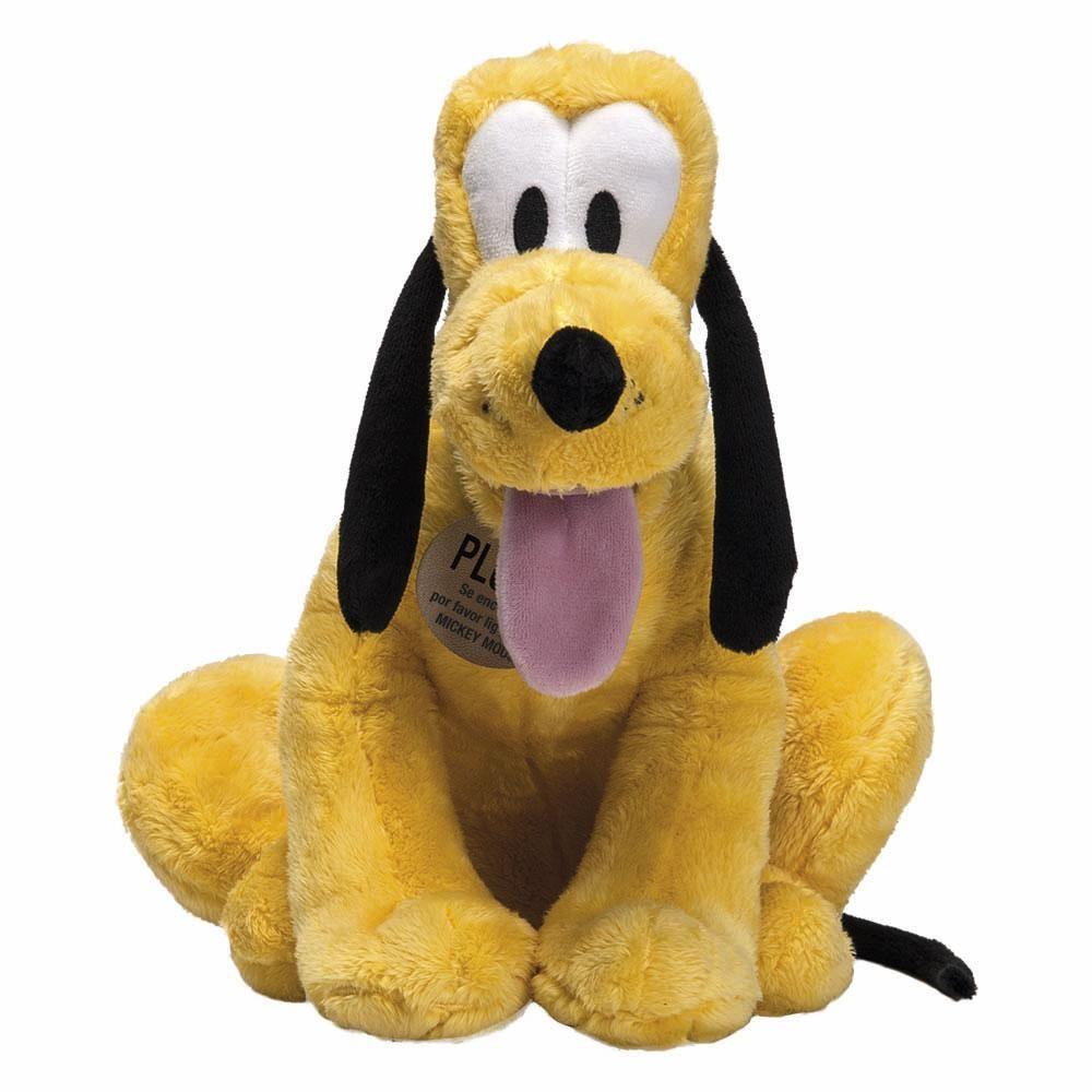 Pelúcia Pluto: Mickey e Minnie Mouse (Disney) - FUN