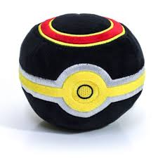 Pelúcia Pokebola - Bola Luxo: Pokémon - DTC