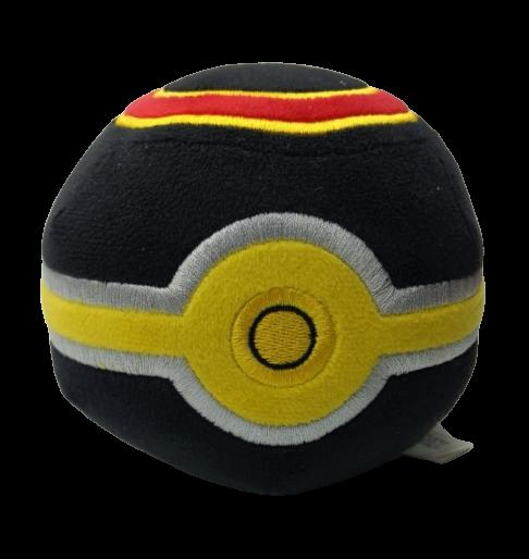 Pelúcia Pokebola - Bola Luxuosa (Luxury Ball): Pokémon - DTC