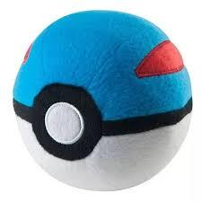 Pelúcia Pokebola - Grande Bola: Pokémon - DTC
