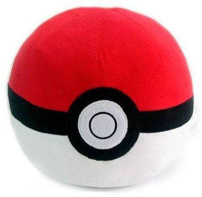 Pelúcia Pokebola - Pokeball: Pokémon - DTC