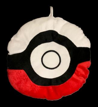 Pelúcia Pokébola: Pokémon