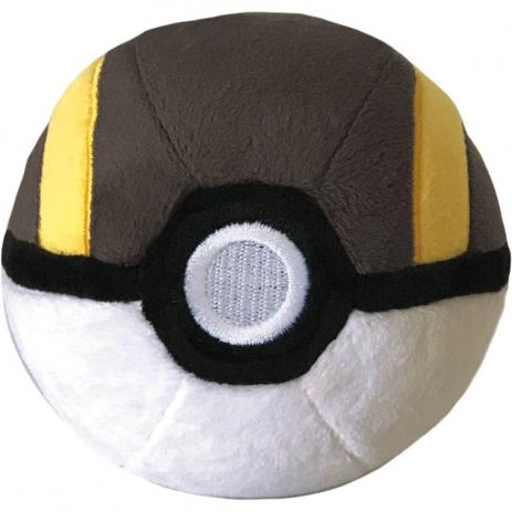 Pelúcia Pokebola - Ultra Bola: Pokémon - DTC