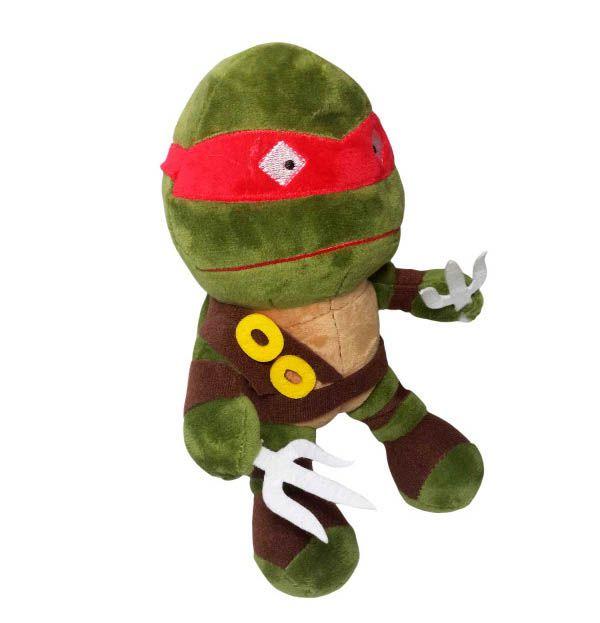 Pelúcia Raphael: Tartarugas Ninja