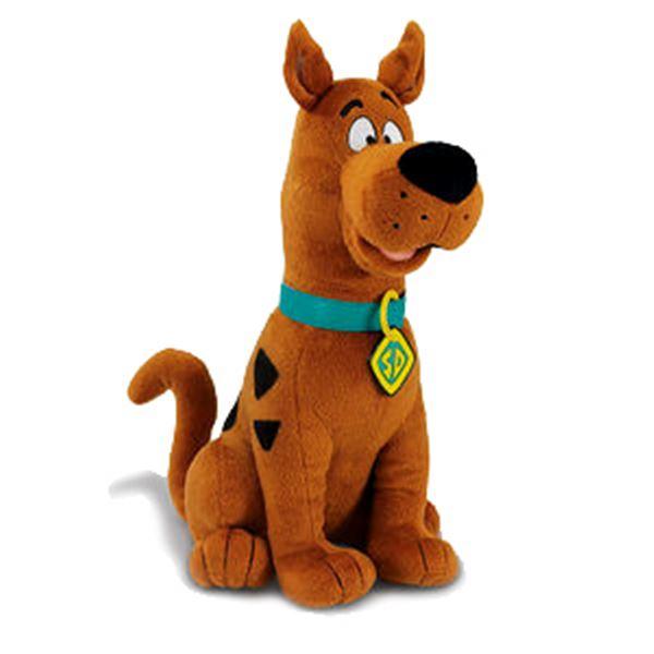 Pelúcia Scooby-Doo - DTC