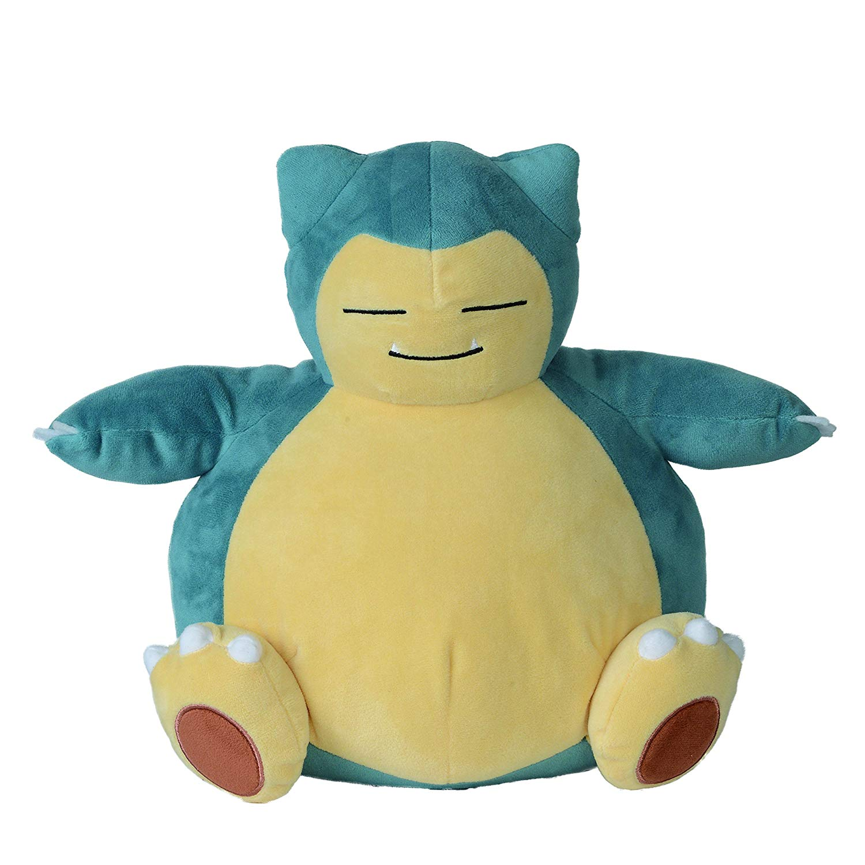 Pelúcia Snorlax: Pokémon - DTC
