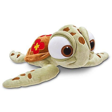 Pelúcia Squirt: Procurando Nemo - Disney (35cm) (Pequeno)
