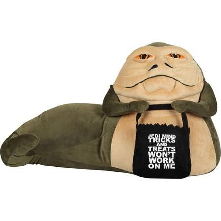 Pelúcia Star Wars: Jabba The Hutt Halloween - Greeter Disney