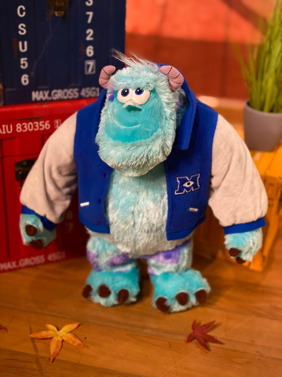 Pelúcia Sulley: Universidade Monstro - Disney