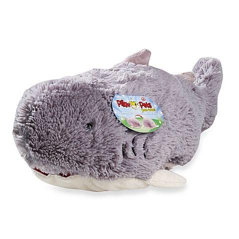 Pelúcia Tubarão: Pillow Pets - DTC