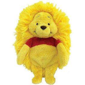 Pelúcia Ursinho Pooh: Disney (Hideaway Pets Pillow) - DTC