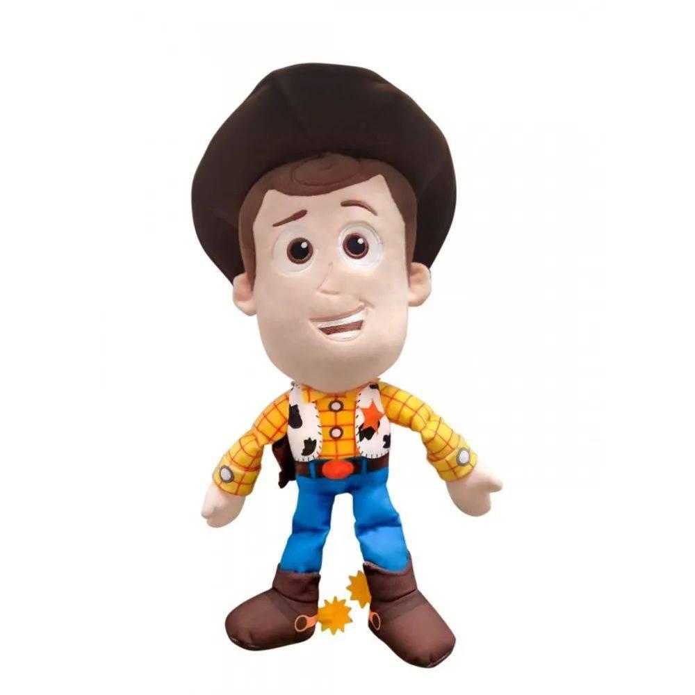 Pelúcia Woody: Toy Story 4 - DTC