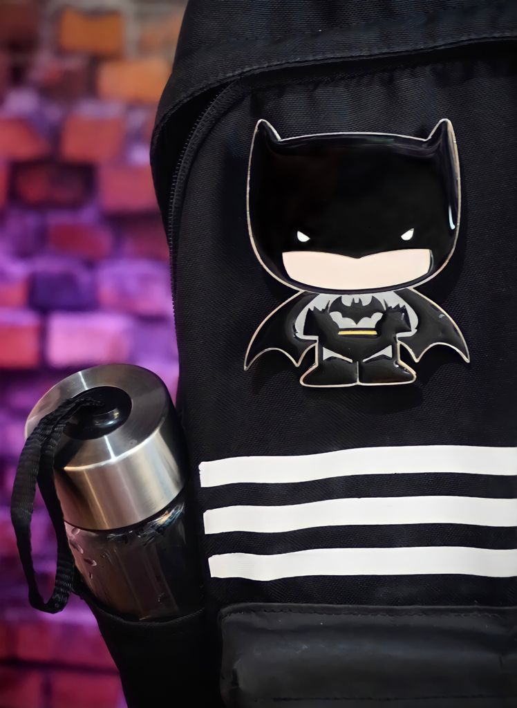 Pin Bottom Geek Batman Funpin Liga Da Justiça Justice League - DC Comics