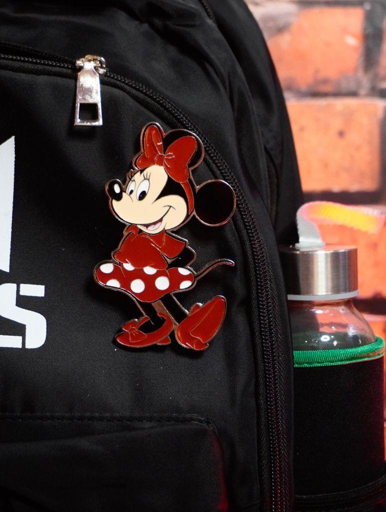 Pin Bottom Geek Minnie: Disney Mickey e Minnie Mouse Funpin - Zona Criativa