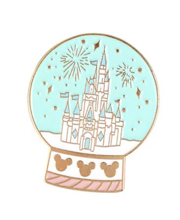 Pin Bottom Metálico Castelo da Cinderela: Walt Disney World Resort - MKP