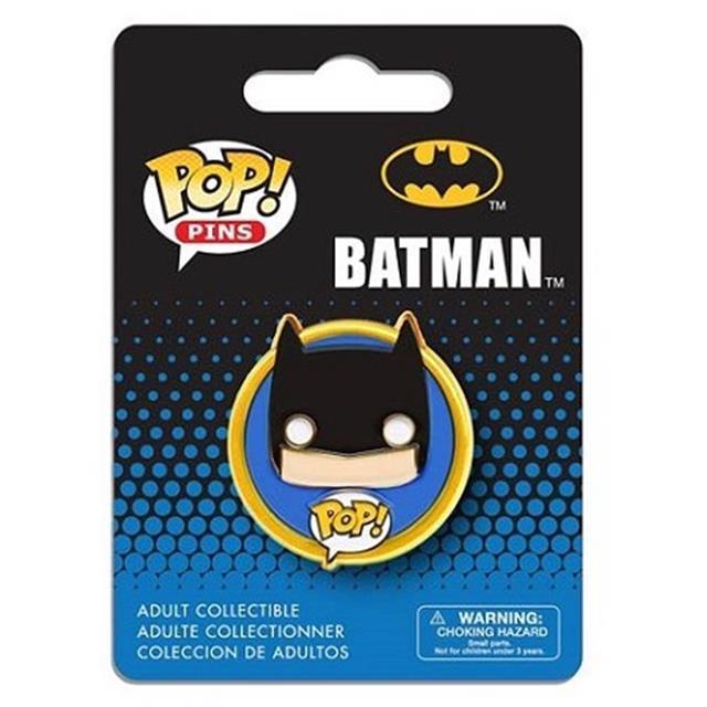 Funko Pins e Buttons POP! DC Comics: Batman - Funko