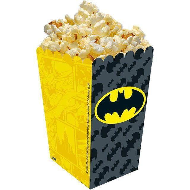 Pipoqueira Americana Batman Geek - Festcolor