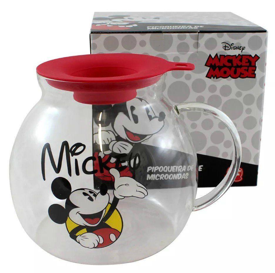 Pipoqueira de Microondas Mickey Mouse: Disney