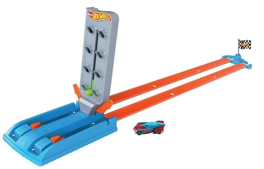Pista Hot Wheels Action: Campeonato de Corridas - Mattel