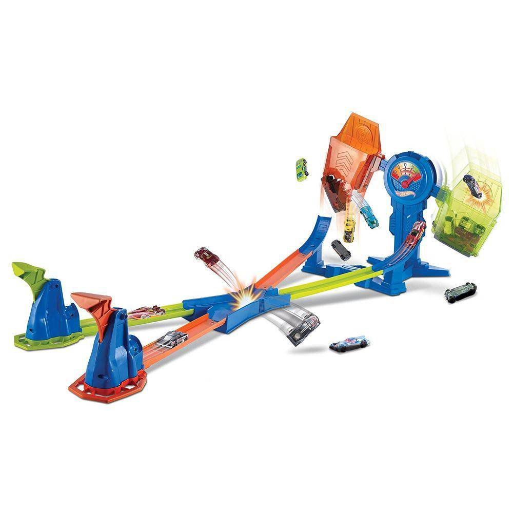 Pista Hot Wheels Action: Equilíbrio Extremo - Mattel