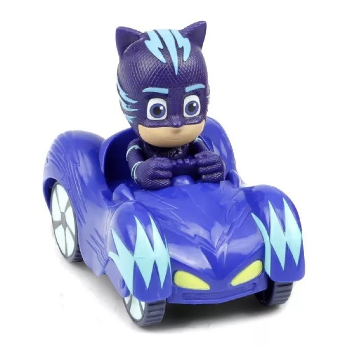 Pj Masks: Menino Gato (Azul): Mini Veículos