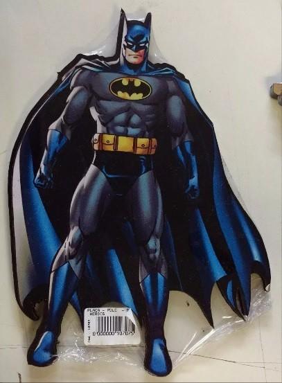 Placa Batman em MDF