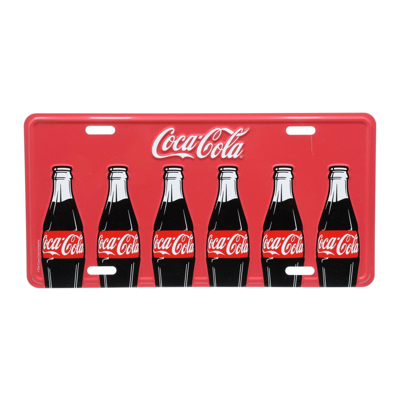 Placa Decorativa Automotiva Geek: Coca Cola - Urban
