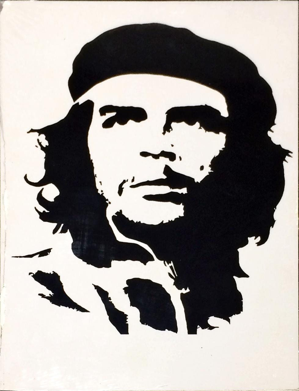 Placa Decorativa: Che Guevara