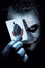 Placa Decorativa: Coringa (Joker)