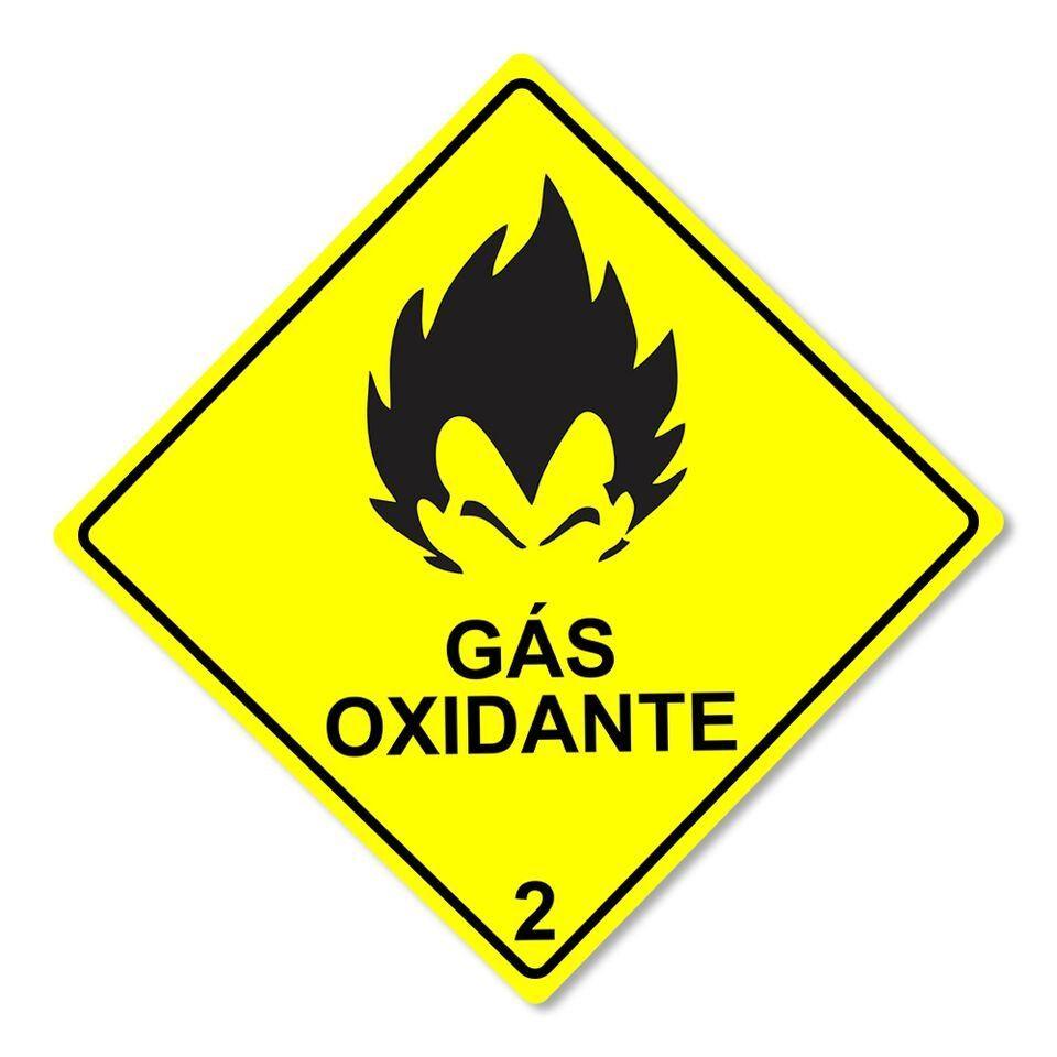 Placa Decorativa Gás Oxidante