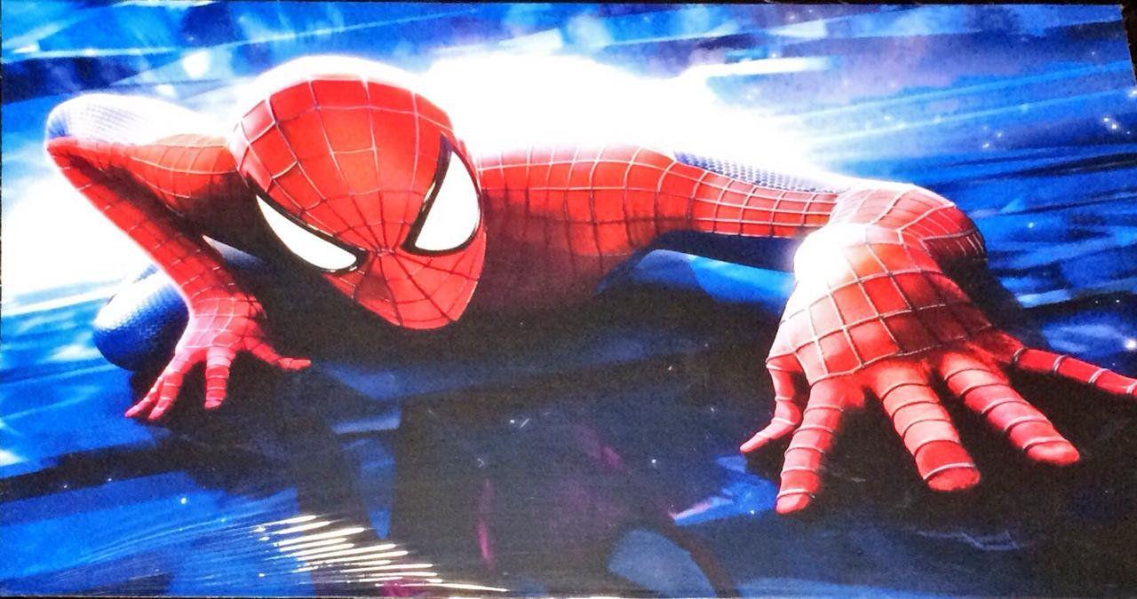 Placa Decorativa: Homem Aranha