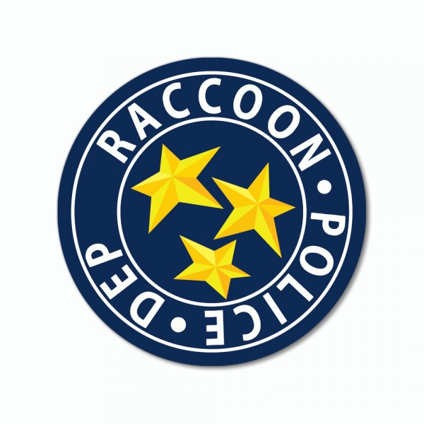 """Placa Decorativa: """" Special Tactics And Rescue Service '' S.T.A.R.S Raccon. Police. Dep ( Resident Evil )"""