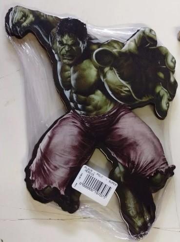 Placa Hulk em MDF