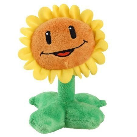 Plants vs. Zombies Girassol - Jazwares