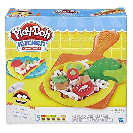 Play-Doh: Festa da Pizza (Massinha de Modelar)
