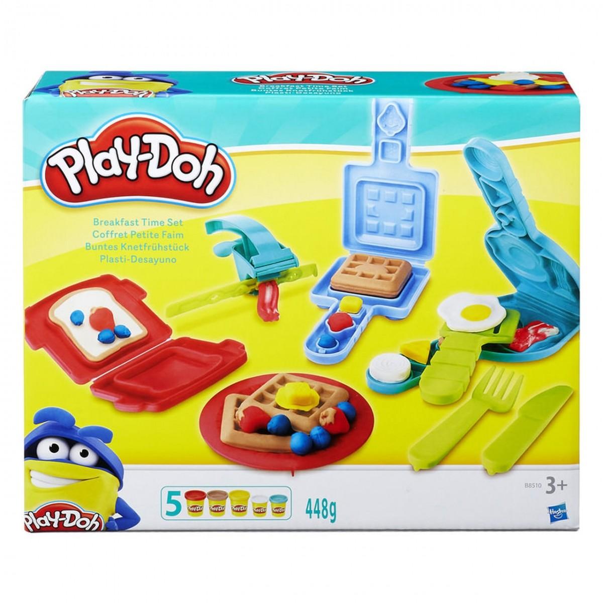Play-Doh: Kit Café da Manhã (Massinha de Modelar)