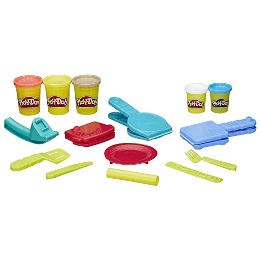 Play-Doh: Kit Café da Manhã (Massinha de Modelar)