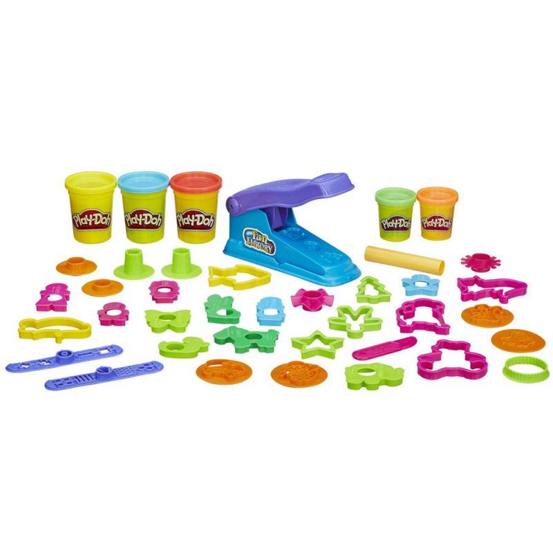 Play-Doh: Super Kit Fábrica Divertida (Massinha de Modelar)