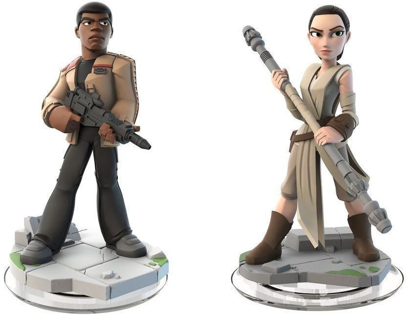 Play Set Disney Infinity 3.0: Star Wars O Despertar da Força (The Force Awakens) - Disney