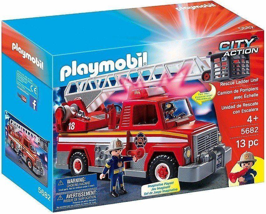 Playmobil: City Action (Bombeiro) - Sunny