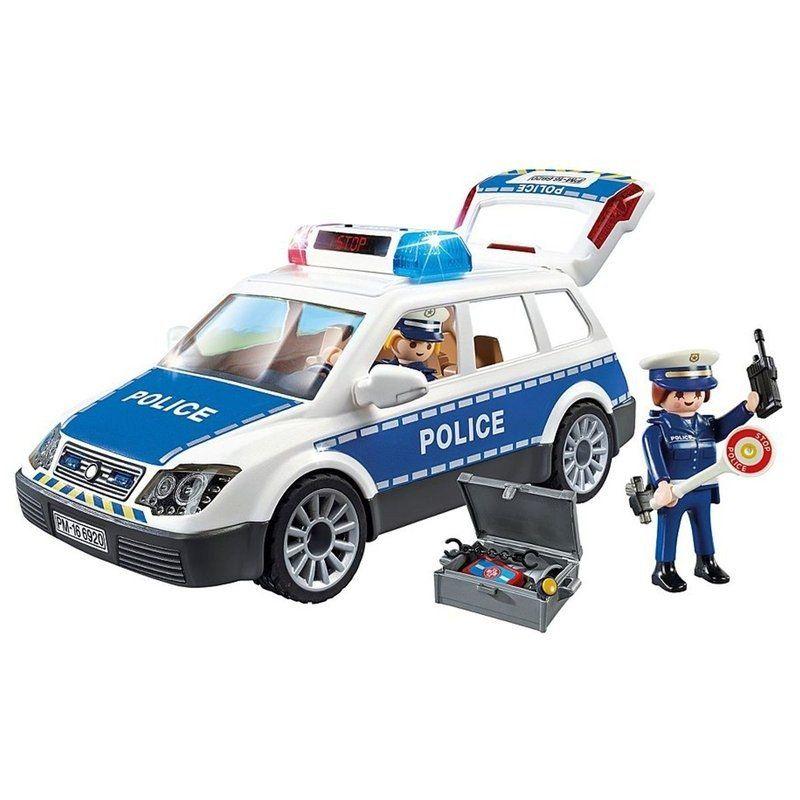 Playmobil: City Action (Carro de Polícia) - Sunny