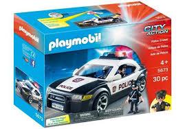 Playmobil: City Action (Carro de Policia) - Sunny