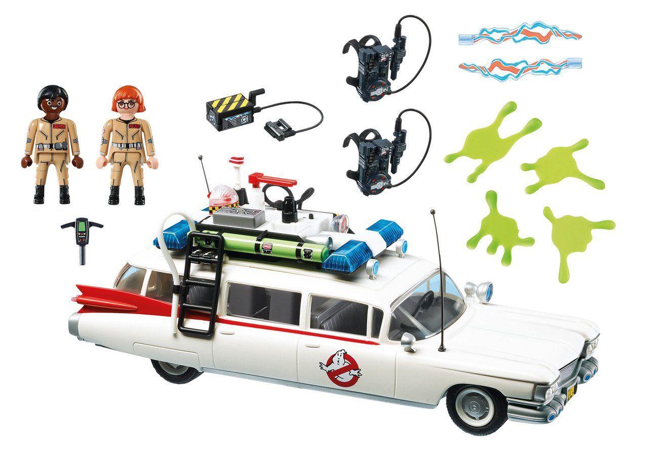 Playmobil Ecto-1: Caça-Fantasmas (Ghostbusters) - Sunny